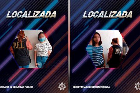 Localizan a dos adolescentes reportadas como desaparecidas en Progreso y Chelem