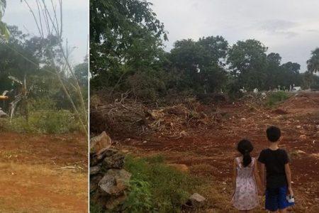 Juzgado concede suspensión provisional de ampliación de cementerio en Muna