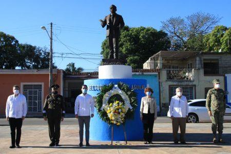 Covid-19 deja sin discursos el acto para conmemorar los 104 años de Constitución