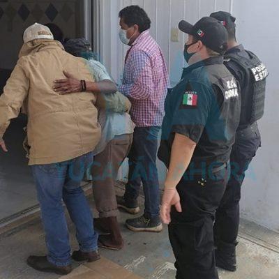 Localizan a abuelito de 81 años reportado como extraviado en Peto