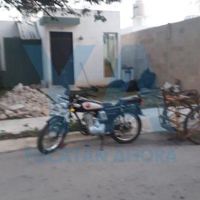 Parrandero lesionado en Ciudad Caucel: lo agreden sus 'maigos'