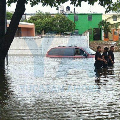 Continuarán las lluvias en todo el estado: Procivy