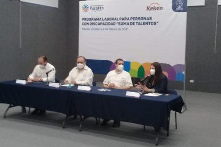 En Yucatán hay 442 mil personas con discapacidad o alguna limitación: Inegi