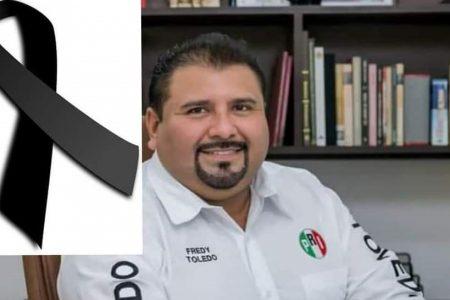 Fallece aspirante del PRI a una diputación por el sur de Yucatán