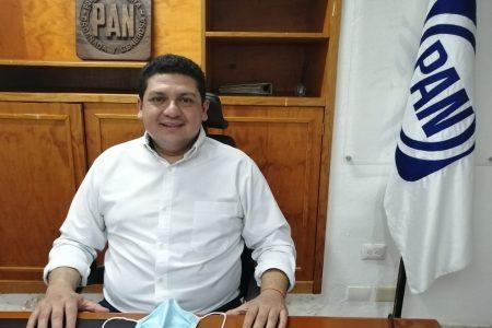 Víctor Merari Sánchez, el líder panista que tiene en sus manos la más competida elección en Mérida