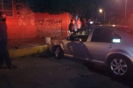 Mariachis, testigos de aparatoso choque, el segundo en una semana