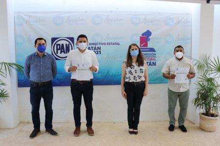 El PAN, con aspirantes en más del 80 por ciento de los municipios de Yucatán