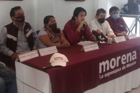 Ya son nueve aspirantes de Morena inscritos por la alcaldía de Mérida
