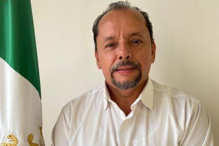 Jacinto Sosa Novelo, nuevo delegado del Infonavit en Yucatán