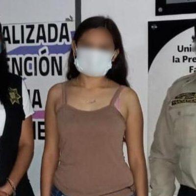 Localizan en Mérida a una adolescente de Abalá