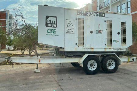 San Marcos: más de un día sin luz mientras la CFE y la constructora se echan culpas
