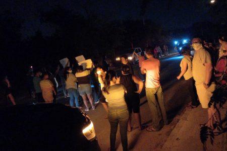 Rebelión contra la CFE en San Marcos Sustentable: casi dos días sin electricidad