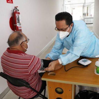Llega mañana a Yucatán nuevo lote de vacunas para el personal de salud