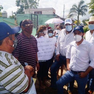 Lluvia de quejas 'hunde' al alcalde de Tizimín: vecinos le cobran 'deuda' pendiente