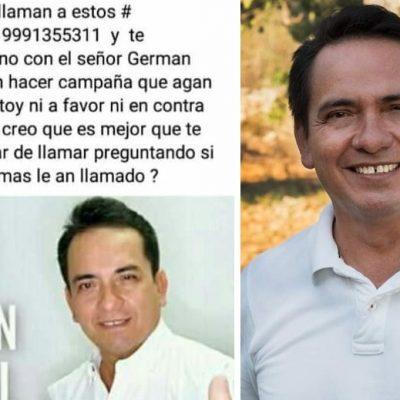 Al estilo 'prian', ex funcionario del Bienestar de Yucatán busca quedar como candidato