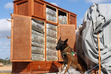 Confirman: dos integrantes de la Guardia Nacional detrás de cargamento de droga