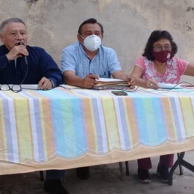 Morenistas quieren fuera del Iepac a Orlando Pérez Moguel por 'prianista'