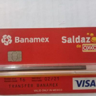 Miles de yucatecos afectados por Transfer CitiBanamex: fueron dados de baja