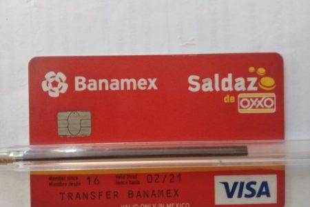 CitiBanamex responsabiliza a Transfer por desaparición de dinero de tarjetas Saldazo