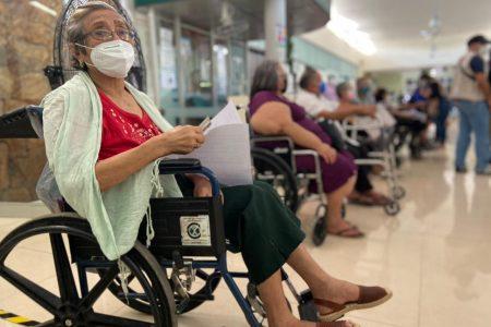 Suman mil los sexagenarios fallecidos por Covid-19, en Yucatán