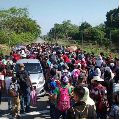 Inédito caso migratorio en Yucatán durante 2020