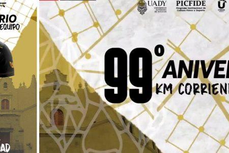 La Carrera Virtual Reto 99K, por aniversario de la Uady, pondrá a prueba a los 'runners'