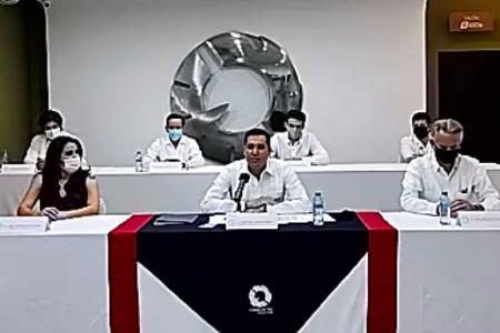 Nuevo presidente en Canacintra Yucatán: Jorge Charruf Cáceres