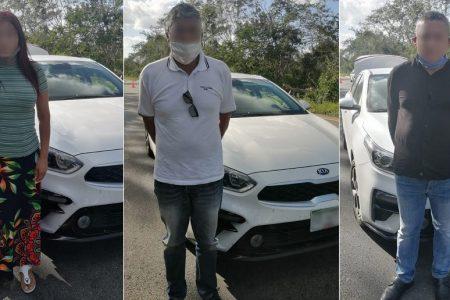 Detienen a colombianos por estafar a una mujer de la tercera edad en Mérida