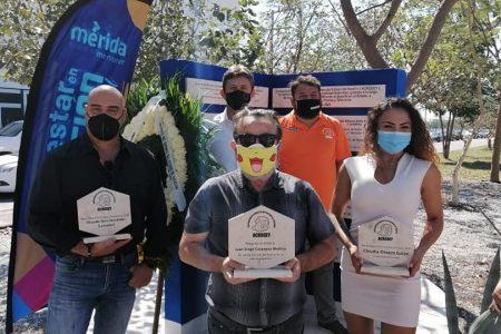 La celebración del Día del Cronista se engalana con homenajes y entrega de premios