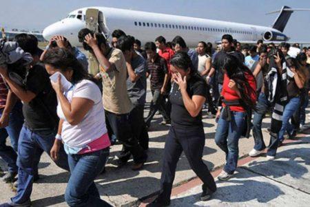 Península de Yucatán, la región con menos deportados de Estados Unidos