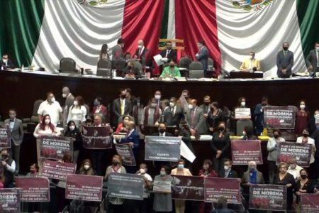 Cámara de Diputados aprobó en lo general la reforma a la Ley de la Industria Eléctrica