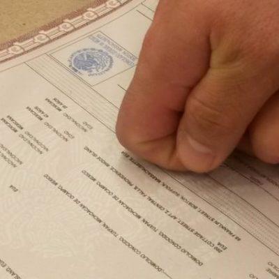 Registro de nacimientos podrá hacerse a domicilio en Yucatán