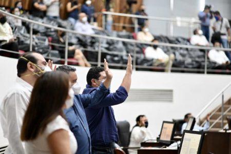 Poder Ejecutivo entrega bloque de respuestas al Congreso de Yucatán