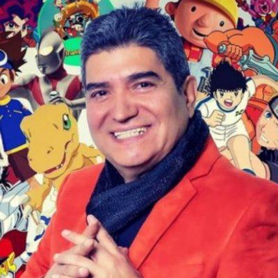 Tras ser hospitalizado por Covid-19, fallece intérprete del tema de 'Dragon Ball' en español