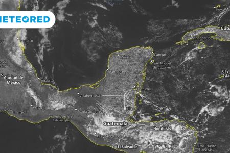 La Península de Yucatán, libre de riesgo de sequía