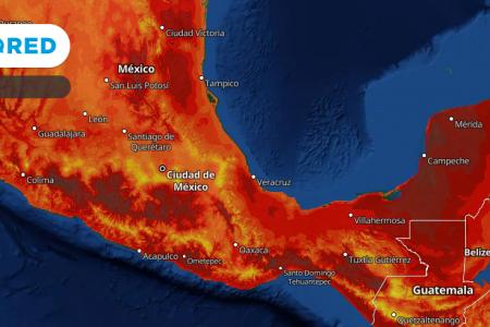 Pronostican semana cálida y húmeda en la Península de Yucatán