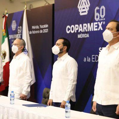 Mauricio Vila llama a los legisladores federales por Yucatán a analizar bien la reforma energética