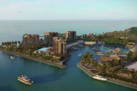 Dan banderazo al nuevo desarrollo inmobiliario Yucalpetén Resort Marina