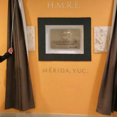 Agradecen a militares por el apoyo a los yucatecos en la pandemia de Covid-19