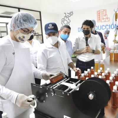Emprendedores, artesanos y empresarios del oriente reciben impulso para sus negocios
