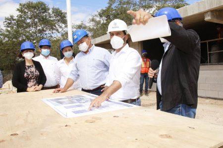 Construyen tres nuevos jardines de niños y una primaria en Ciudad Caucel