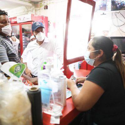 El Gobernador Mauricio Vila continúa apoyando a los pescadores yucatecos
