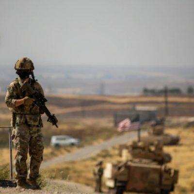 Estados Unidos bombardea bases militares proiraníes en Siria