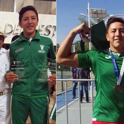 Joven atleta yucateco recibe invitación a estudiar en una universidad de Estados Unidos