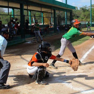 Crearán un circuito juvenil de béisbol en la Unidad Deportiva del Sur