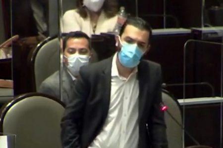 Fernández Noroña y diputado yucateco se enfrentan por comentarios personales