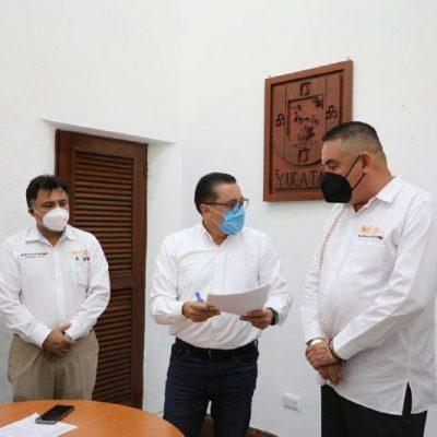 Maestros yucatecos piden a la Federación que libere recursos de Escuelas de Tiempo Completo