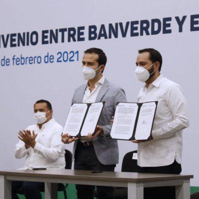 Lanzarán en Yucatán convocatoria Banverde 'Energía gratis por 6 meses'