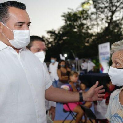 Asegura Renán Barrera que Mérida se consolida como ciudad amable con el adulto mayor