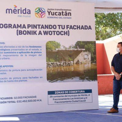 En marcha programa para apoyar a familias afectadas por tormentas y huracanes